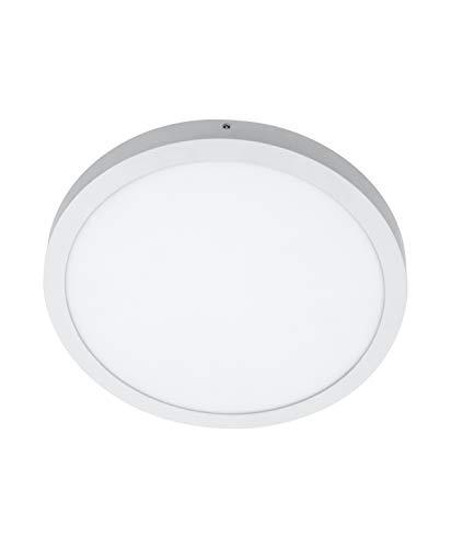 LEDVANCE LED Panel-Leuchte, Leuchte für Innenanwendungen, Warmweiß, Länge: 40x40 cm, Planon Round