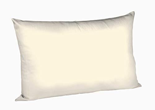 Fleuresse 4043202097610 - Funda de Almohada de algodón/satén 40 x 60cm