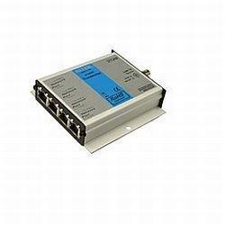ET4500c NITEK, Ethernet, PoE Extender, Koax, 4 Ports, Erweiterung um 500m über Koax-Kabel, Transmitter Unterstützt jedes Netzwerk-Gerät, inkl. IP-Kameras und Megapixel-Kameras Komplett transparent im Netzwerk Einfache Installation, kein Setup notwendig Optionales Netzgerät für Switches ohne PoE