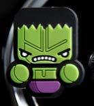 FC Deodorante per Auto Marvel Justice League Hulk
