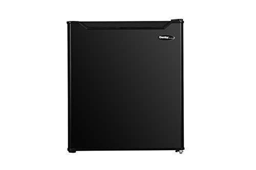 Danby Designer DAR016B1BM-6 1.6 Cubic Foot-Black All Fridge