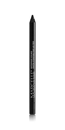 Marcelle Waterproof Eyeliner, Deep Charcoal/Dark Gray, Hypoallergenic and Fragrance-Free, 1;2 g, 0;04 oz