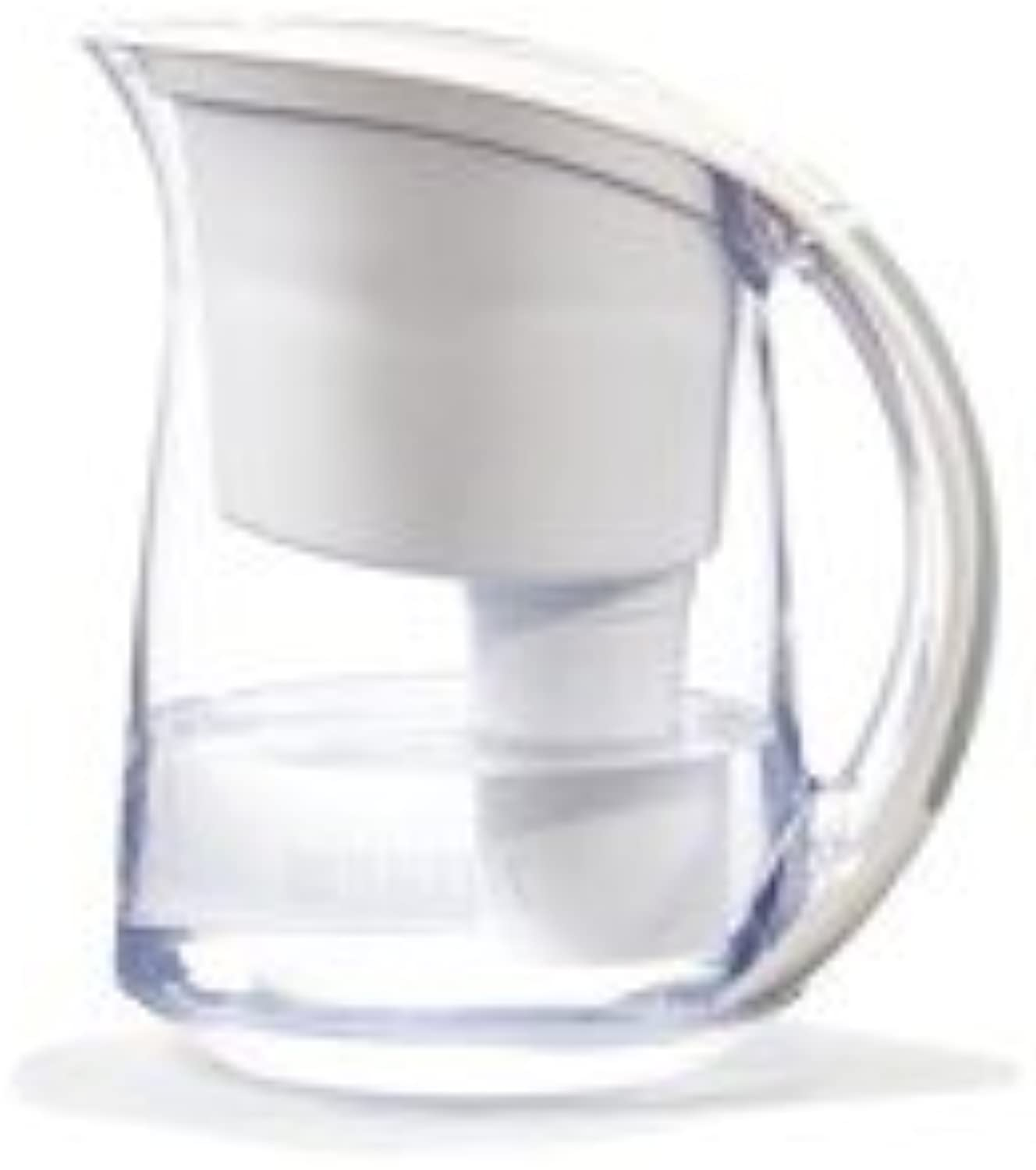 Brita Water Filtration System Kit  1 Pitcher (Large Capacity) Plus 2 Fliters