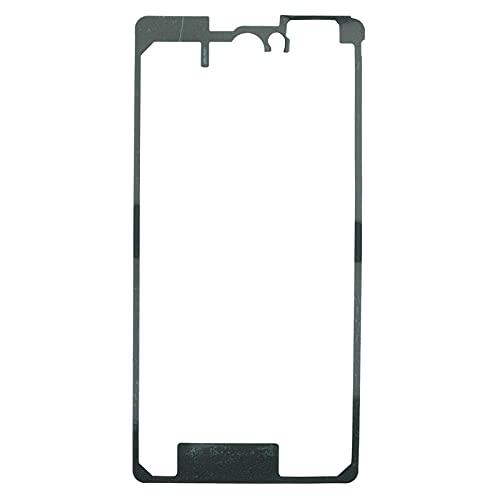 NG-Mobile Kleber Klebe Band Streifen Dichtung Folie für Sony Xperia Z1 compact Rückseite Back Cover Akkudeckel