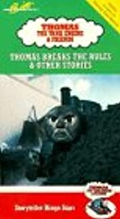 Thomas the Tank Engine & Friends: Thomas Breaks the Rules & Other Stories VHS
