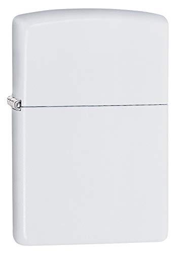 Zippo Zippo Feuerzeug, White Matte White Matte