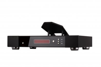Rega Saturn-R High-End-CD-Player mit DAC Wandler - schwarz