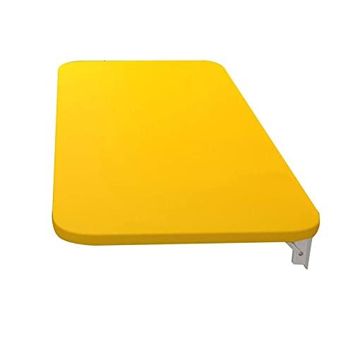 LOUXIAO gute Dinge Wandmontierter Schreibtisch ausklappbar Klapptisch Faltsamer Arbeitsplatte Sparen Sie Platz ungiftig und geschmacklos wasserdicht und feuchtigkeitsfest für die Küche Schlafzimmer Sc
