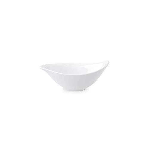 Villeroy & Boch New Cottage Special Serve Salad Dipschälchen, Premium Porzellan, 12 x 8 cm
