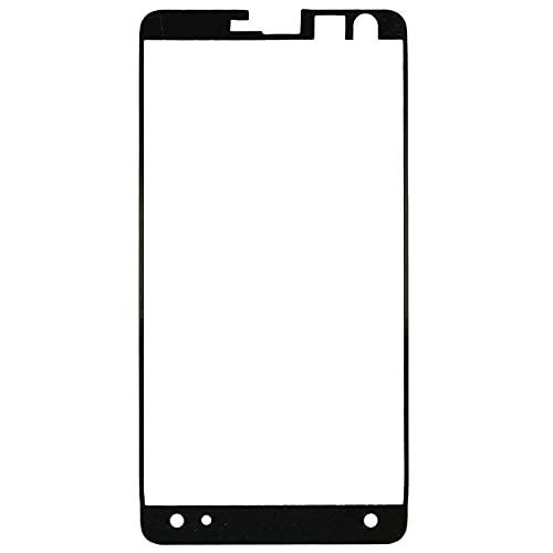 NG-Mobile Kleber Klebe Band Streifen Dichtung Folie für Microsoft Lumia 535 Bildschirm Glas
