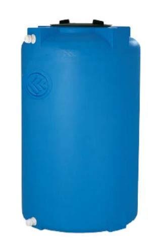 Cordivari - Depósito vertical de 100 litros elaborado en polietileno para la recogida de agua