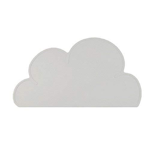 Assiette /à ventouse en forme de nuage pour b/éb/é