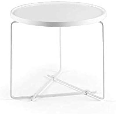 KARE 71971 tavolino Easy Life Cromo 62 x 51 x 46 cm