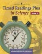 Timed Readings Plus In Science Book 8