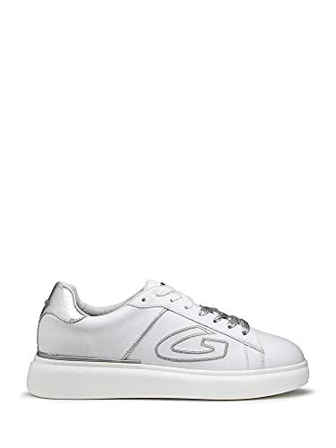 Alberto Guardiani Sneakers WHI-Silver - 37