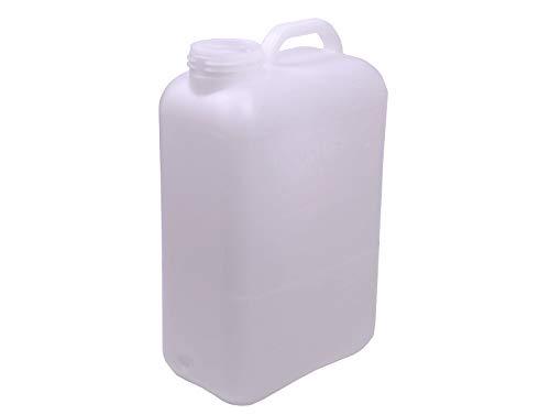 Ackrutat Weithals-Wasserkanister Frischwassertank 19l Behälter Kanister Campingkanister