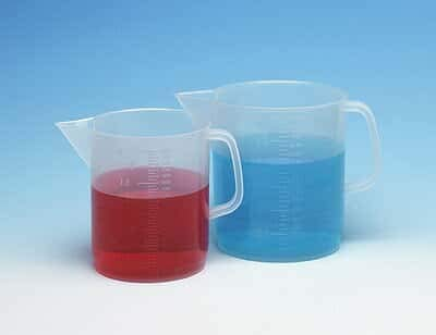 Cole-Parmer AO-61000-30 Polypropylene Graduated Price reduction Ranking TOP18 Beaker Low-Form