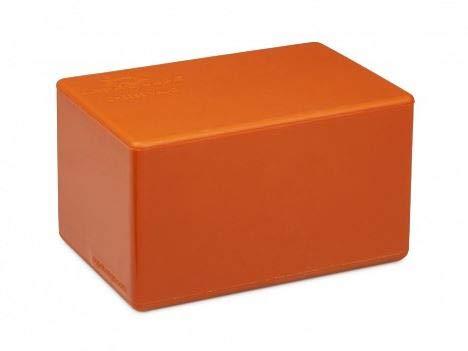 Cheese Vault Artisanal Cheese Storage Container (Orange)