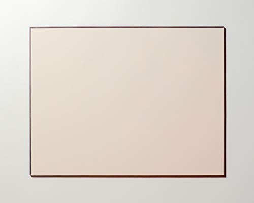 Vetro ceramico x stufa a pellet (LA NORDICA EXTRAFLAME ISIDE/iside idro/iside idro 2.0) 44,3cm x 28,1cm, spessore 4 mm