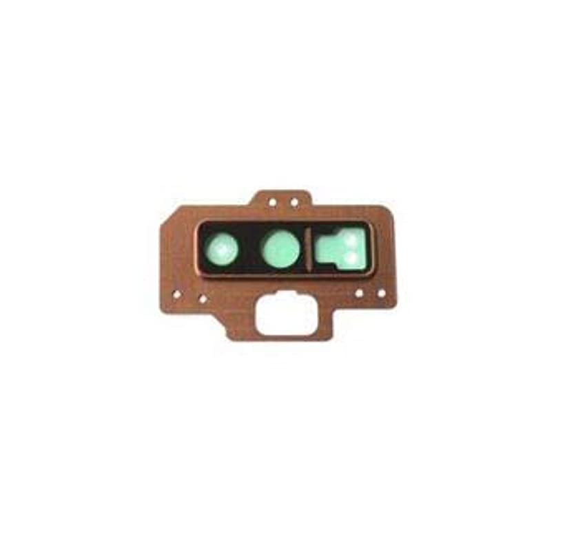Back Camera Glass Lens with Ring Holder braket for Samsung Galaxy Note 9 Note9 N960 (Gold)