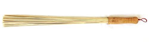 Saunareisig Bambus 58 cm Massage Bambusreisig Sauna Quast Whisk Wenik Веник бамбук Reisig (2 Bambus Reisig)