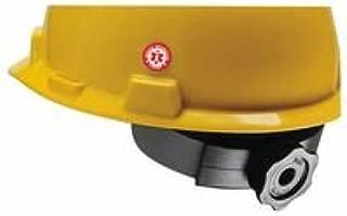 MSA 10013393 Medical Information Carrier for Hard Hat, English/Spanish/French, Orange (Pack of 10)