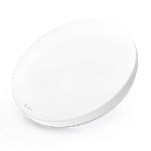 Anten LED Deckenleuchte mit 24W 1920Lumen, Deckenlampe in Neutralweiß(4000-4500K) ideal für Badezimmer Wohnraum Büro
