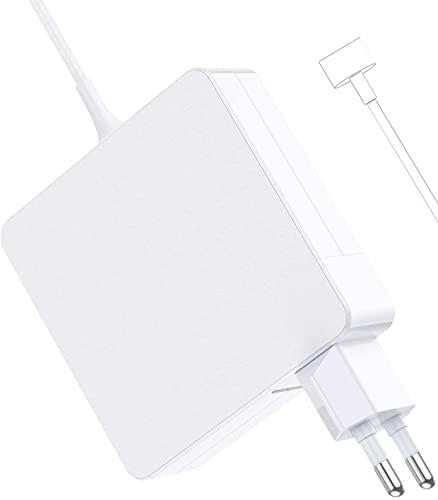 Ywcking Mac Air Ladegerät 45W, MagS 2 Magnet-T-Ladegerät Kompatibel mit Mac Air 11 '' & 13 Zoll Mitte 2012, 2013, 2014, 2015, 2017 Modelle A1465 A1466