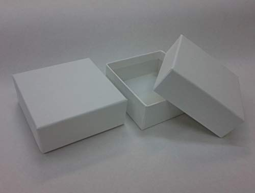 みどり紙工所 貼り箱/ギフトボックス-白(ホワイ...