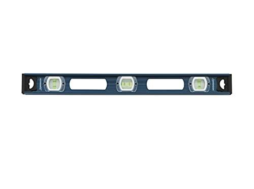 Swanson Tool IBL240 Aluminum 24-Inch I-Beam Level (Blue)