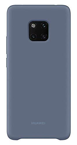 Huawei 51992684 Mate 20 Pro Silikon Schutzhülle, Blue