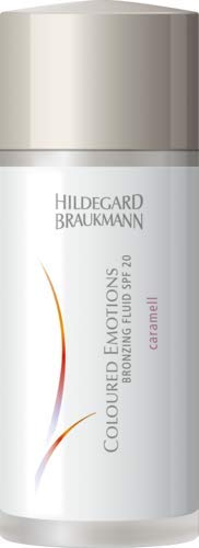 Hildegard Braukmann Coloured Emotions Bronzing Fluid SPF 15, caramel, 30 ml