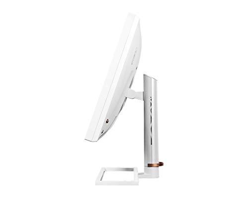 MSI Prestige PS341WU Monitor professionale per grafica e video editing, Dimensione 34 , Risoluzione 5K (5120x2160 WUHD), Frequenza 60Hz, Tempo di risposta 1ms, Pannello IPS, Formato 21:9