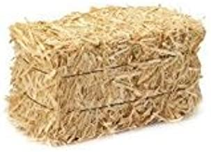 Mini Hay Bales for Autumn Harvest Craft, Decoration and Display, 1 Unit