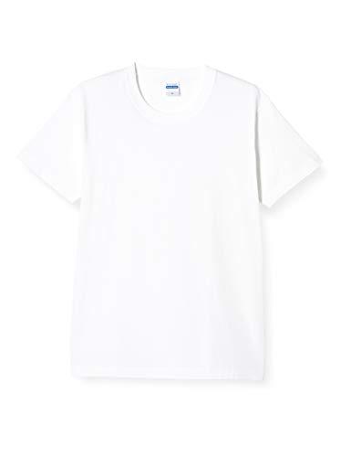 (ユナイテッドアスレ)UnitedAthle 7.1オンス へヴィーウェイト Tシャツ(オープンエンドヤーン) 425201 [メンズ] 001 ホワイト M