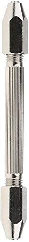 EPRHAY 10,2 cm doppelter Schraubstock Handbohrer Uhrmacher Handwerkzeug Schmuckherstellung Werkzeug für Holz, Kunststoff, Gummi, Modell