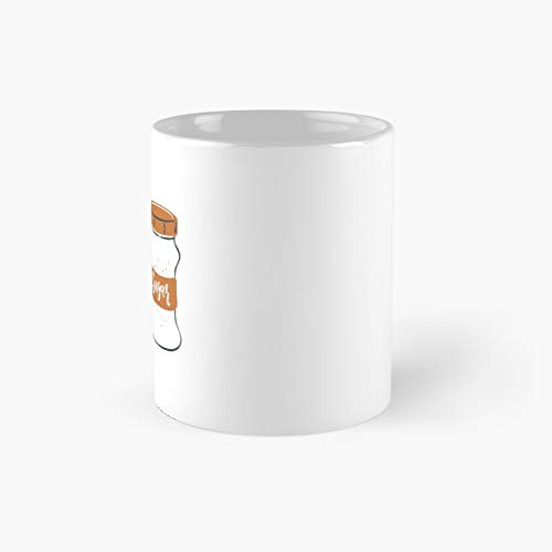 Watermelon Surgar Classic Mug - Funny Gift Coffee Tea Cup White 11 Oz The Best Gift For Holidays.