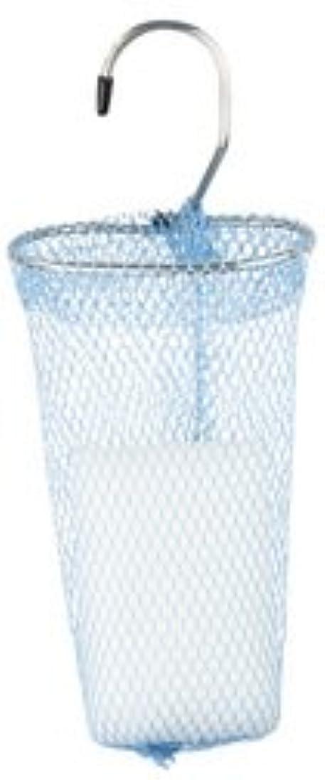 コジオスコクリーナー軽石けんネット リングタイプ 10枚組 ブルー