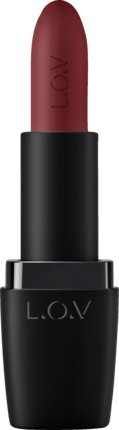 L.O.V Make-up Lippen Lipaffair Color & Care Lipstick Matte Nr. 920 Brick Code 3 g