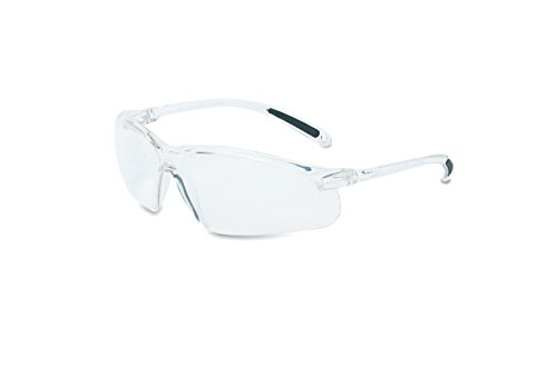 Honeywell Home A705 Series Safety Eyewear Clear Lens with Fog-Ban Anti-Fog Coating
