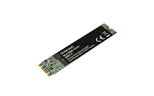 "Intenso 3833440 High Performance interne SSD, 240GB ""M.2 SATA III"""