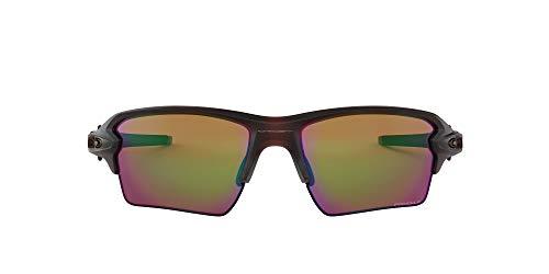 Oakley Herren Flak 2.0XL Sonnenbrille Matte 03/Prizm Shallow Water Schwimmender braun