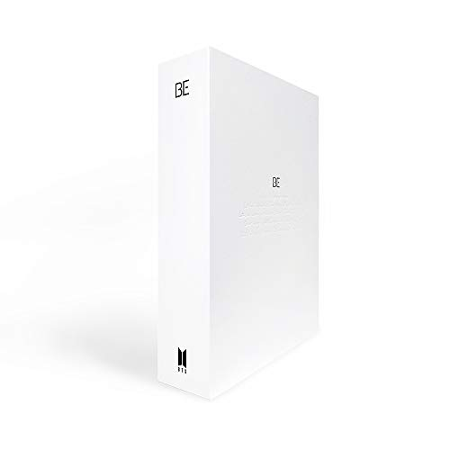 Big Hit Entertainment BTS Bangtan Boys - BE Deluxe Edition Album+On Pack Poster+Extra Hologram Photocards Set