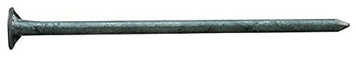 National Nail 69078 0069078 Pro-Fit 00 Roofing Nail, 11 Ga X 1-1/4 in L