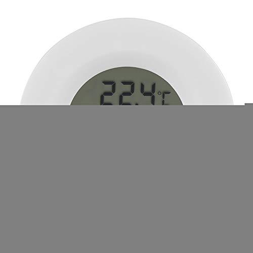 Digitales Reptilien-Thermometer LCD-Temperatur-Feuchtigkeitsmessgerät Thermometer Hygrometer für Reptilien-Haustier