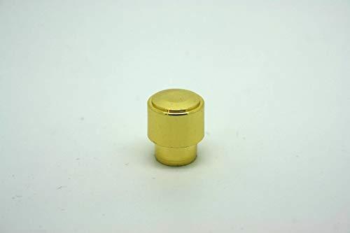 Botón dorado genérico para conmutador selector de pastillas Fender telecaster
