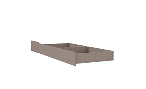furniture24_eu Bettschublade Unterbettkasten Bettschubkasten MALAKKA