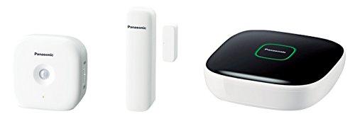 Panasonic Smart Home KX - Kit de hogar Inteligente, Blanco, KX-HN6010EW