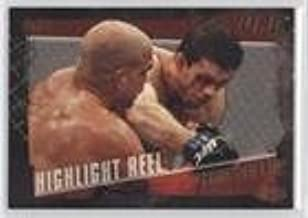 Forrest Griffin; Tito Ortiz #44/88 (Trading Card) 2010 Topps UFC Series 4 - [Base] - Bronze #189