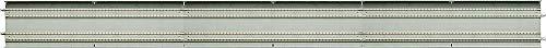 TomyTEC 010708 – Modèle Ferroviaire Accessoires 2 Droite Double Rails